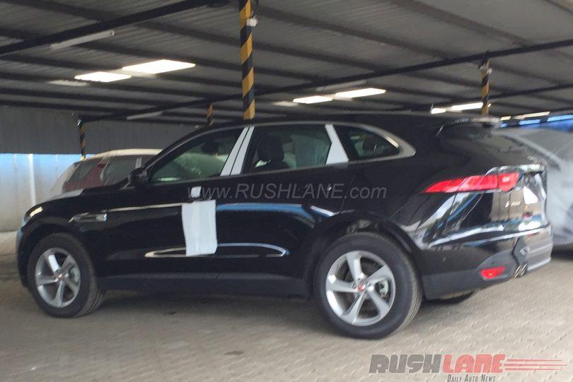 Jaguar F-Pace spied (3)