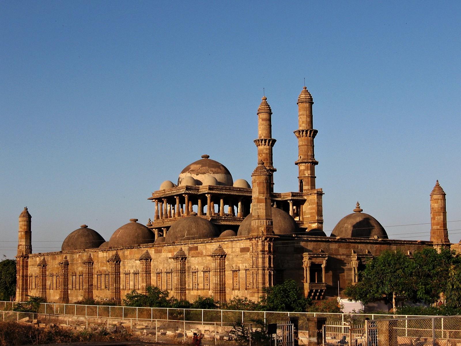 Jama - Masjid - Champaner - TVS Road Trip