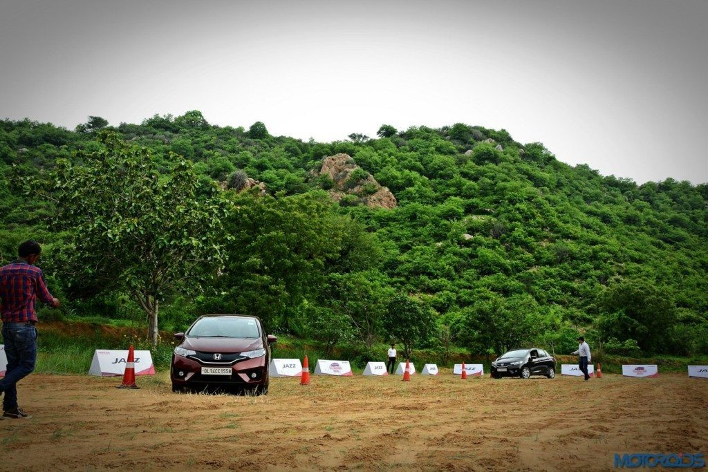 Jazzing in Jaipur Celebrating the new Honda Jazz's first anniversary in India (5)