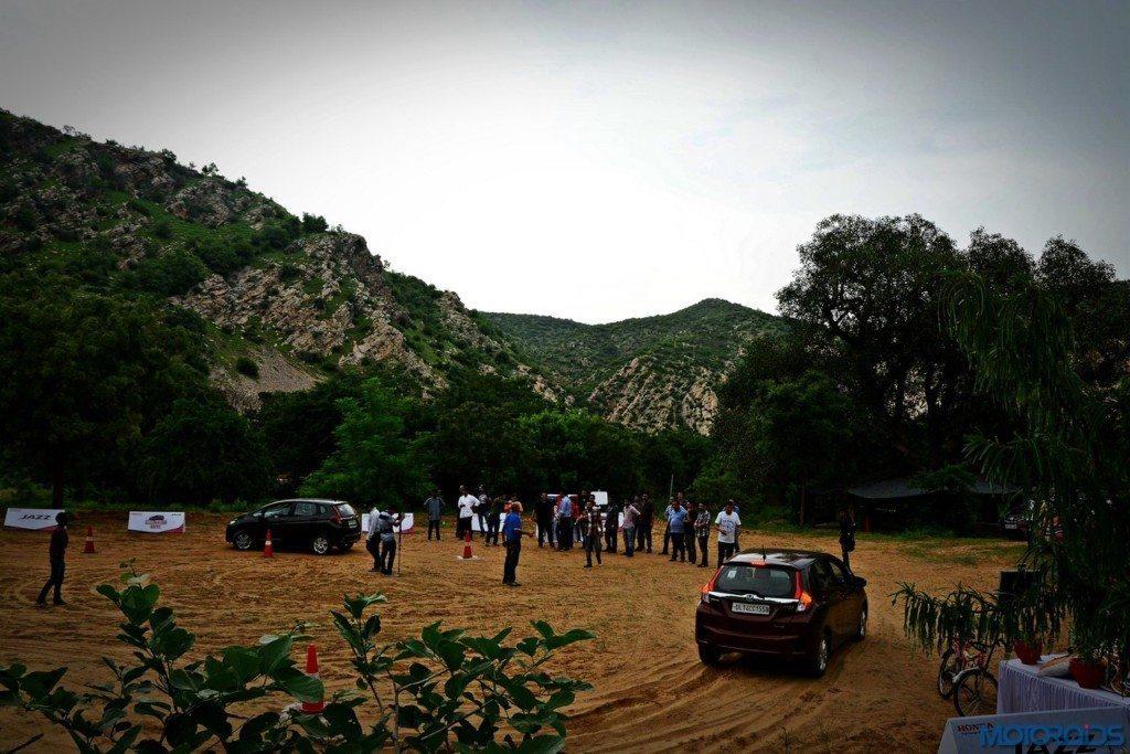 Jazzing in Jaipur Celebrating the new Honda Jazz's first anniversary in India (6)