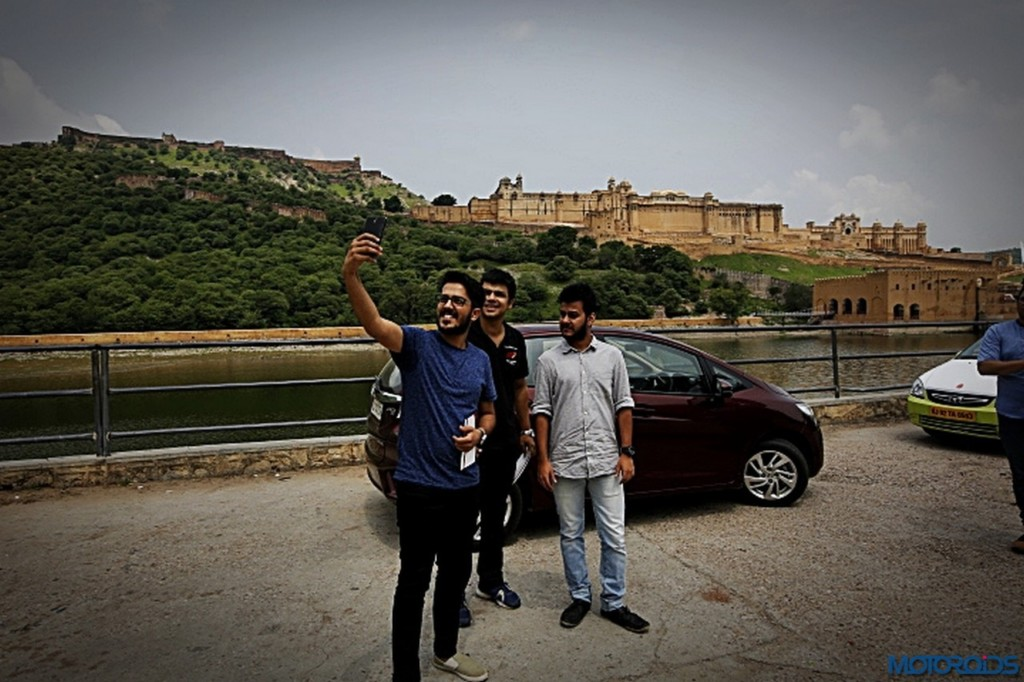 Jazzing in Jaipur Celebrating the new Honda Jazz's first anniversary in India (66)