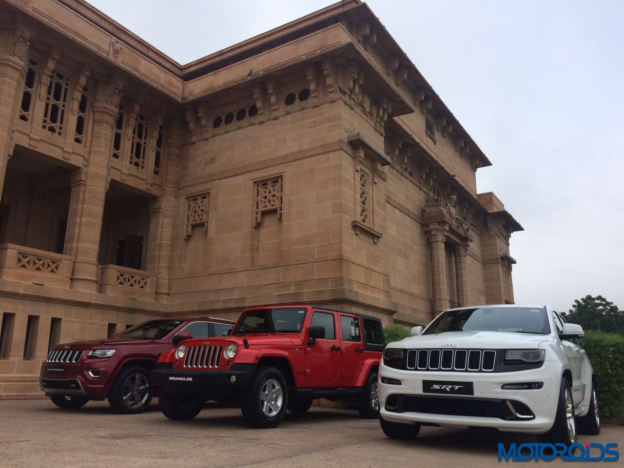 Jeep India launch (9)