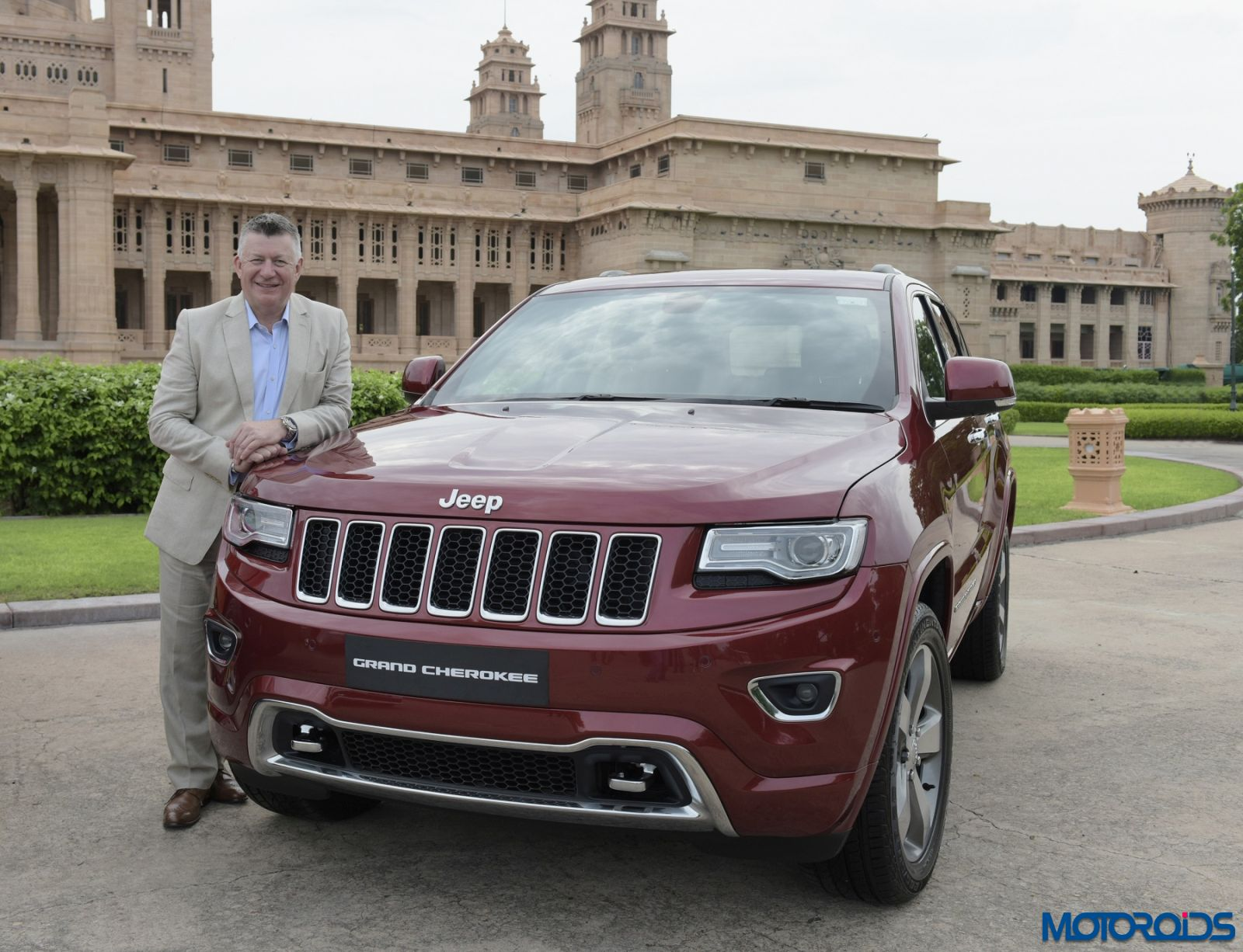 Jeep launched in India (4)