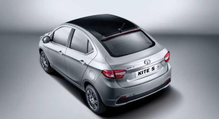 KITE5 EXTERIOR - Rear