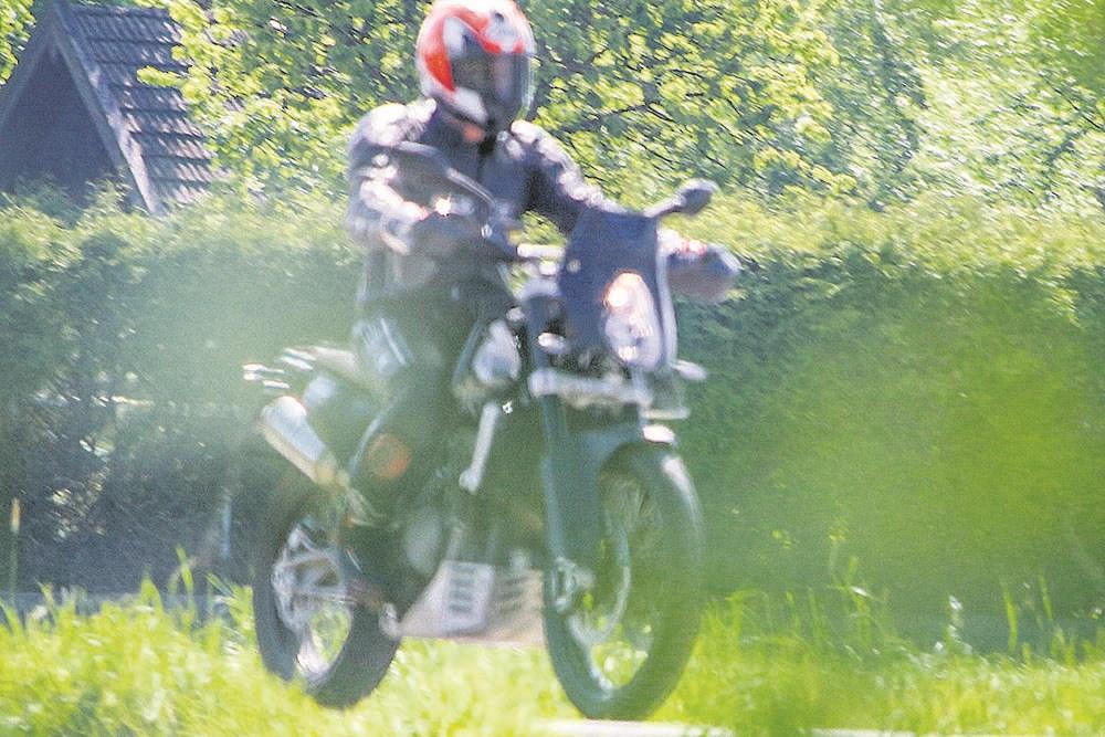 KTM - 800 Adventure - Spied in Austria - 1