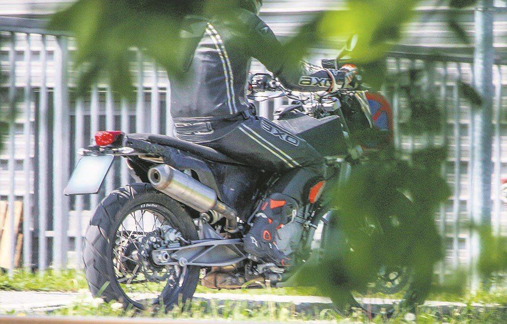KTM - 800 Adventure - Spied in Austria - 2