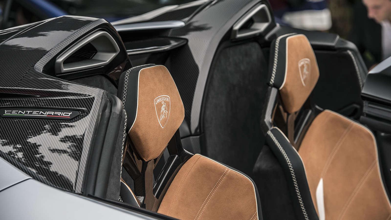 The New Lamborghini Centenario Roadster Is Italy S Finest Gone