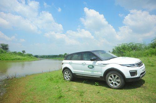 Land Rover Experience - Range Rover Evoque