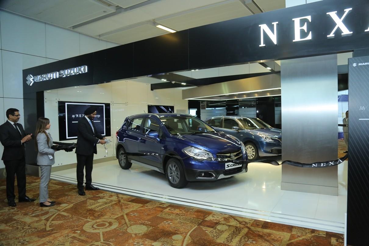 Maruti Suzuki MyNEXA Concierge (2)