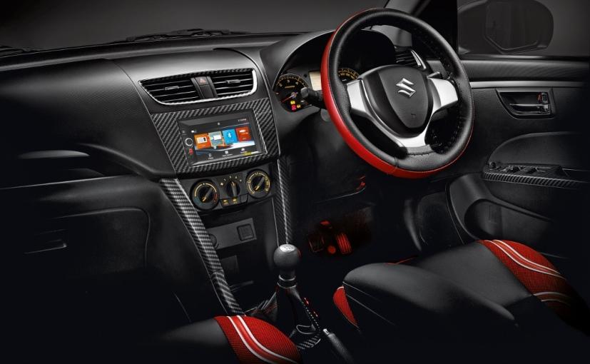 Maruti Suzuki Swift Deca edition (4)