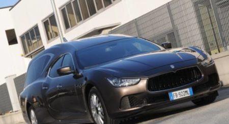 Maserati Ghibli hearse (5)