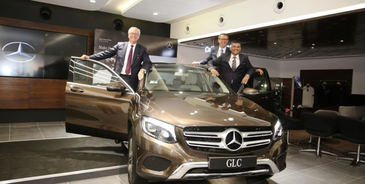 Mercedes benz opens new dealership in ahmedabad motoroids for Mike schmitz mercedes benz dealership