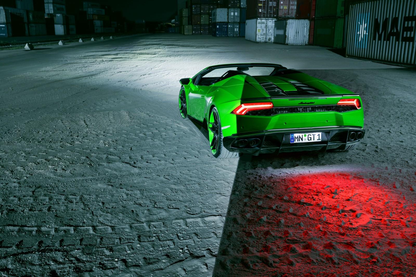 NOVITEC TORADO - Lamborghini Huracan LP 610-4 Spyder (19)