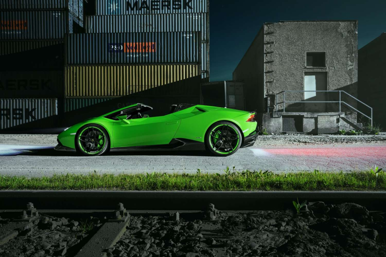 NOVITEC TORADO - Lamborghini Huracan LP 610-4 Spyder (3)