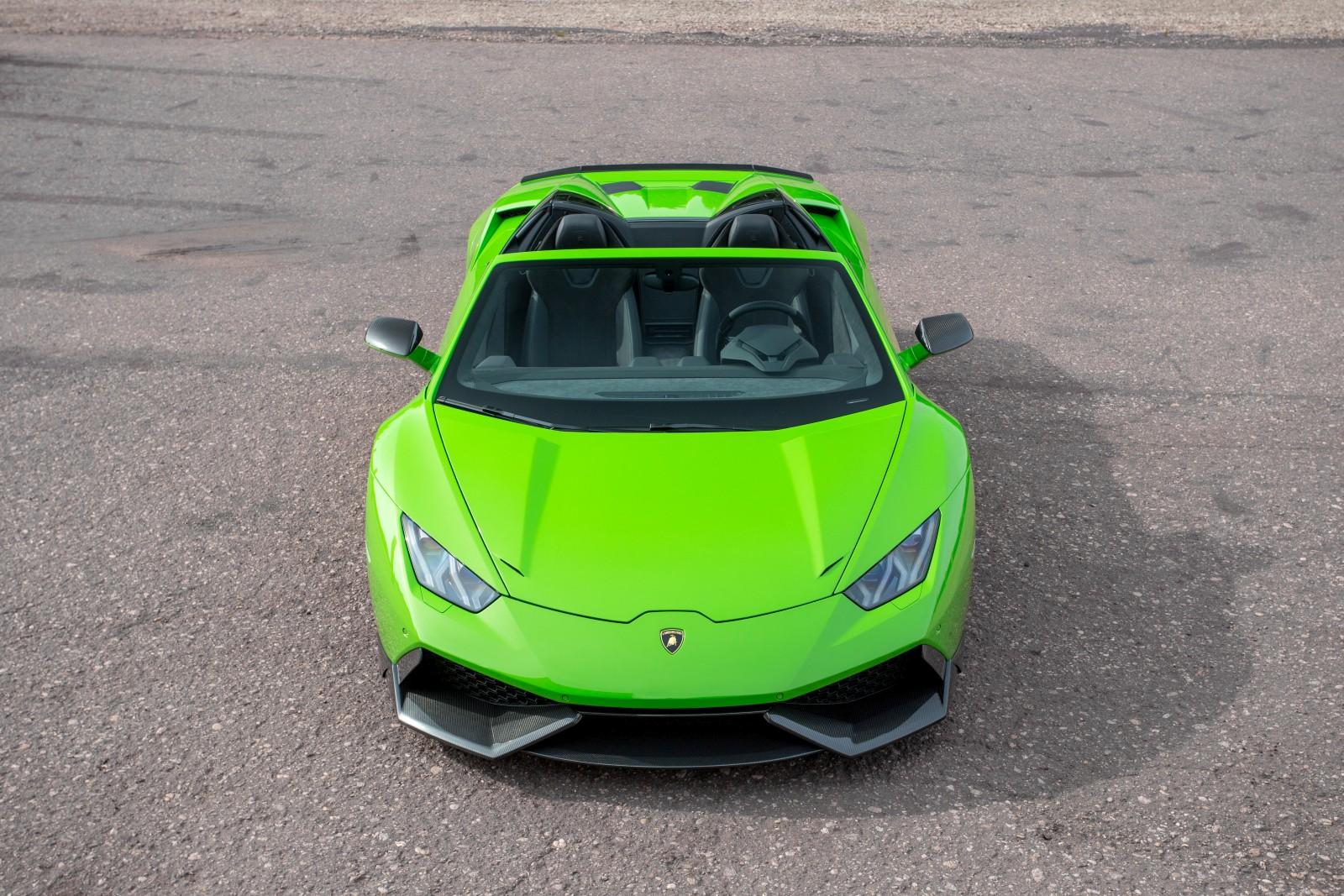 NOVITEC TORADO - Lamborghini Huracan LP 610-4 Spyder (6)