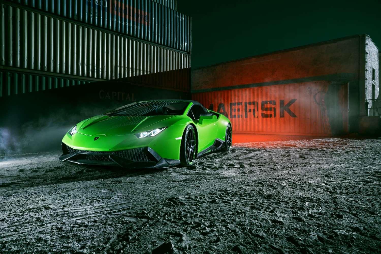NOVITEC TORADO - Lamborghini Huracan LP 610-4 Spyder (9)