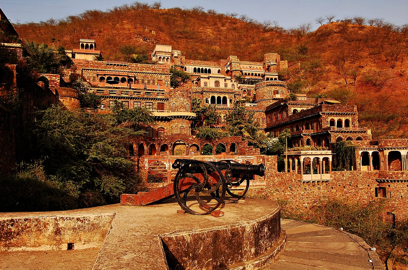 Neemrana Fort - TVS Road Trip