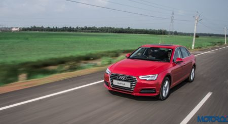 New 2016 Audi A4 Review (2)