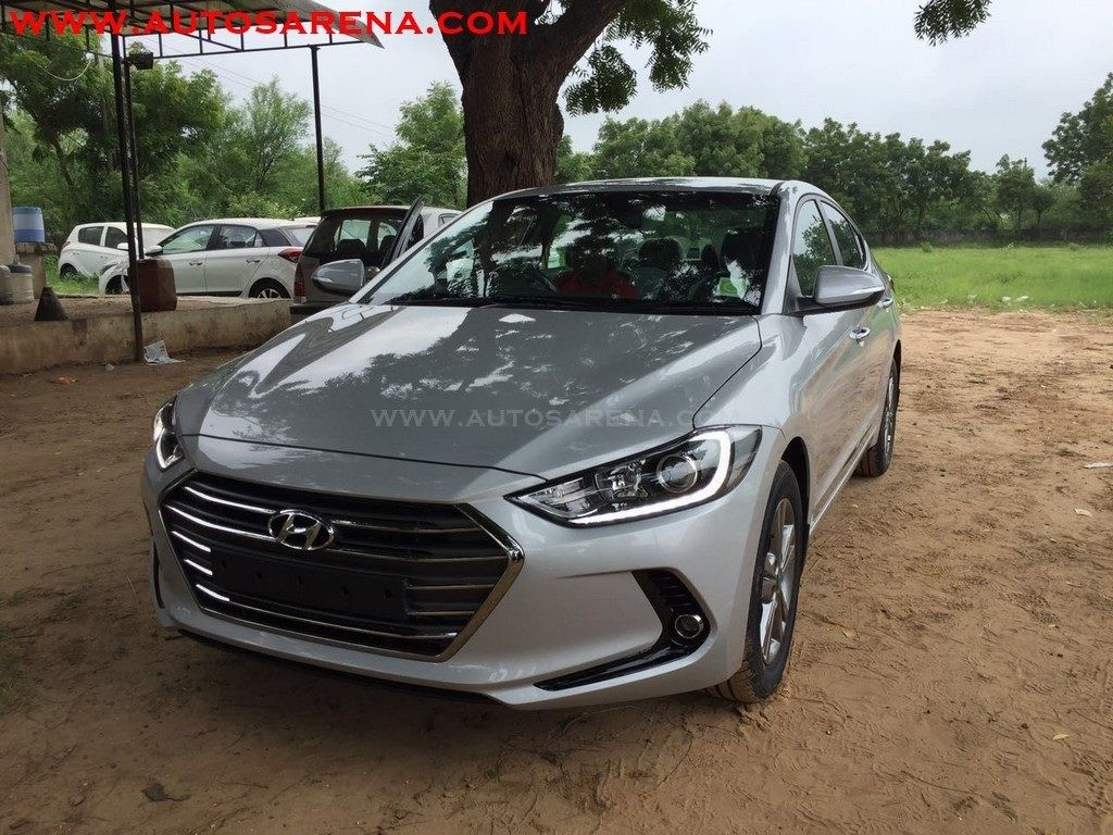 New Hyundai Elantra India (1)
