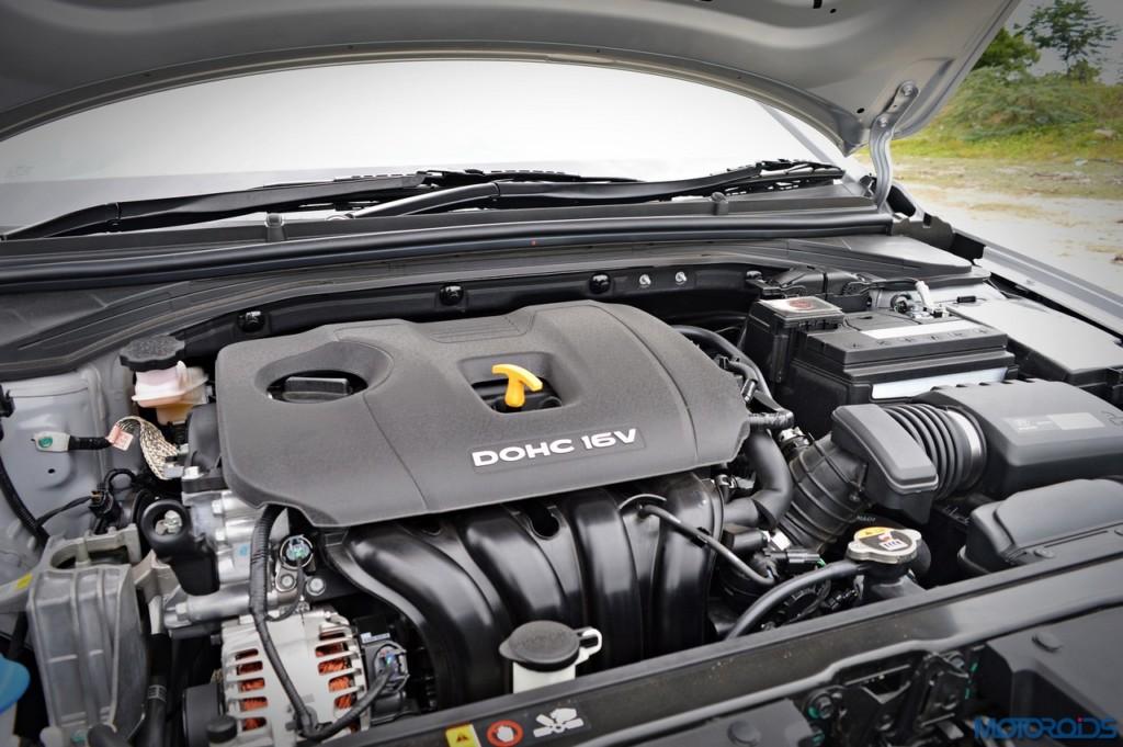 New Hyundai Elantra petrol engine (3)