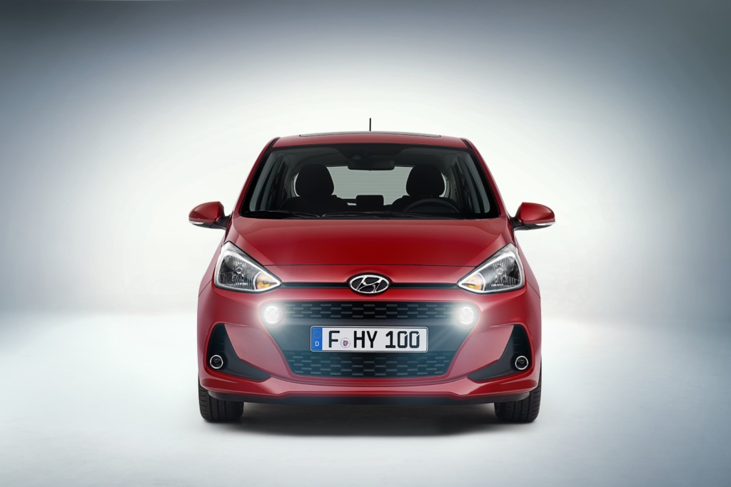New Hyundai i10 (Grand i10 facelift) (2)