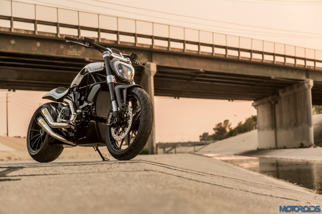 One-off Ducati XDiavel by Rolan Sands (3)
