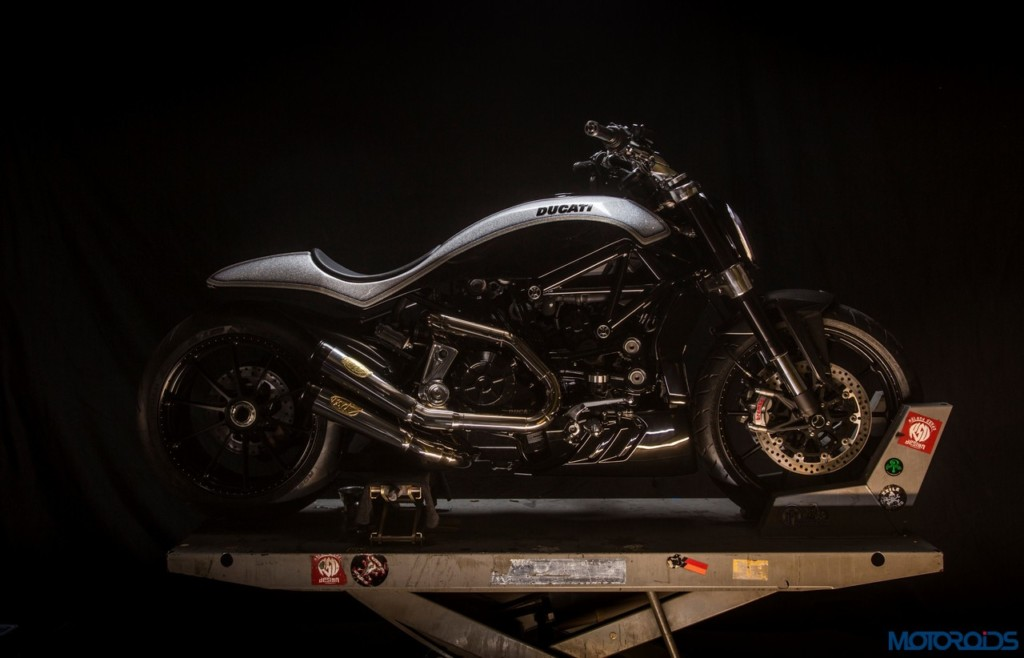 One-off Ducati XDiavel by Rolan Sands (6)