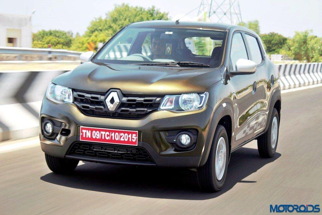 Renault Kwid 1.0L SCe (125)