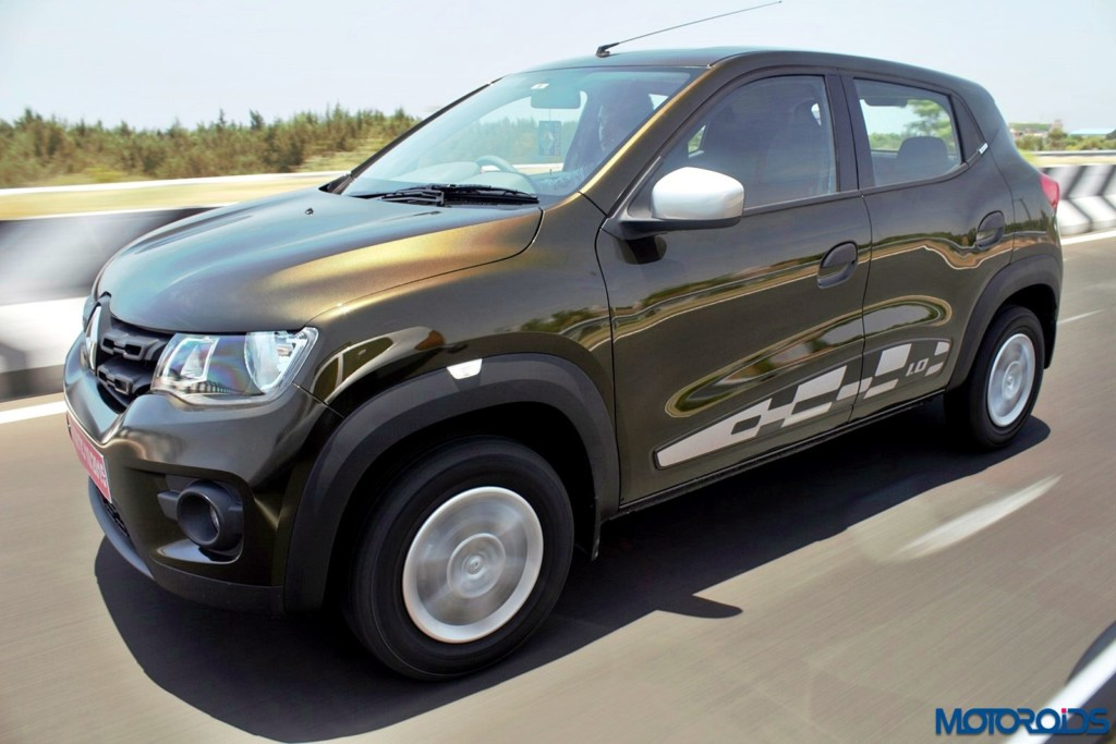 Renault Kwid 1.0L SCe (145)