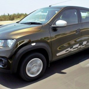 2016 Renault Kwid 1.0L SCe review: Small Wonder 2.0