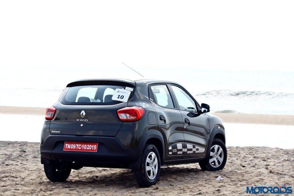 Renault Kwid 1.0L SCe (173)