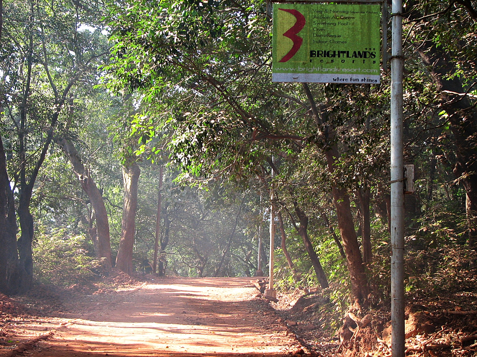 Roads Matheran - TVS Road Trip