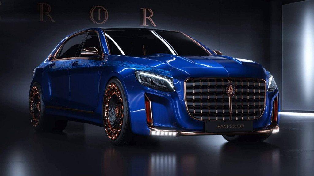 Scaldarsi Motors Maybach Emperor (4)