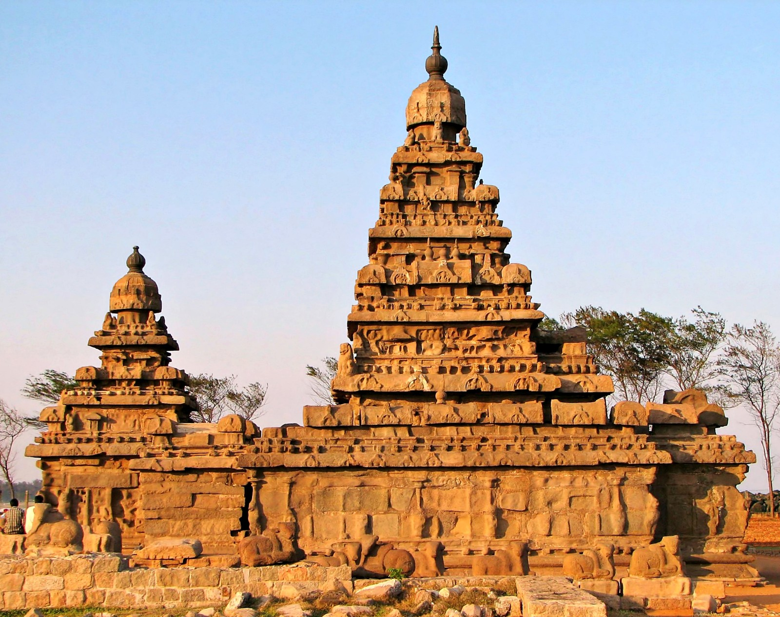 Shore Temple - TVS Road Trip