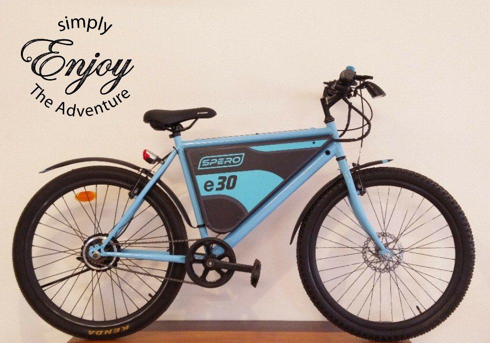 Spero E-Bike - Round 2 (1)