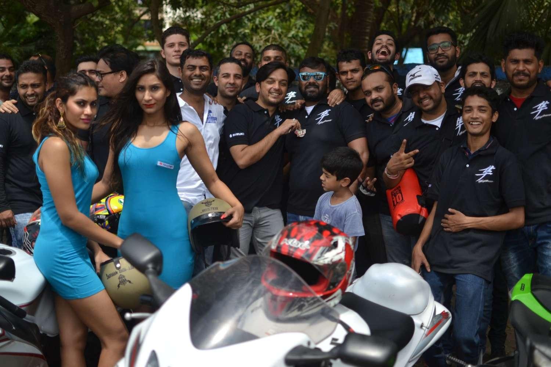 Suzuki Motorcycle India Hayabusa Day (12)