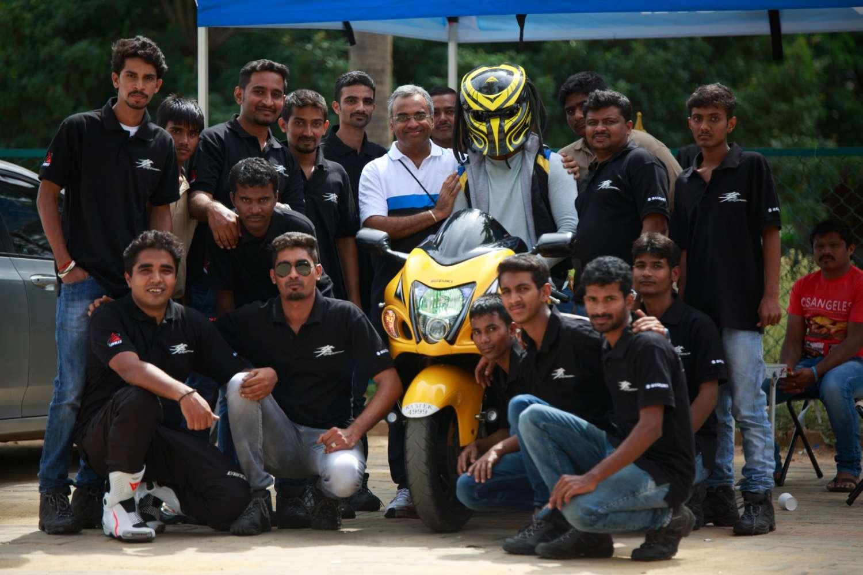 Suzuki Motorcycle India Hayabusa Day (6)