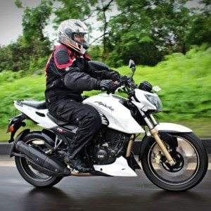 TVS Apache RTR 200 4V Long Term Review and Induction Report