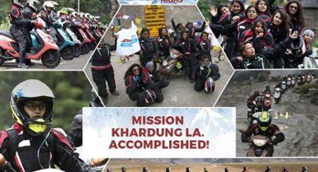 TVS Himalayan Highs Season 2 enters India book of records (1)