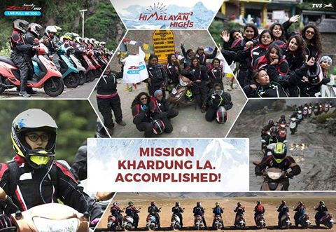 TVS Himalayan Highs Season 2 enters India book of records (1)