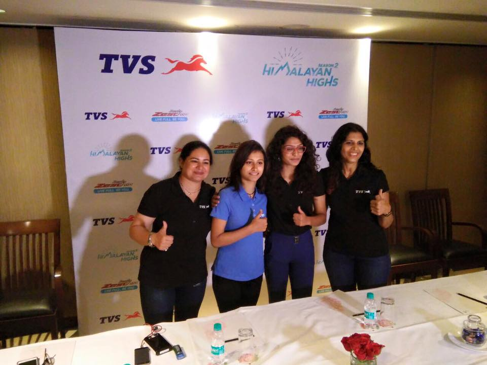 TVS Himalayan Highs Season 2 enters India book of records (2)