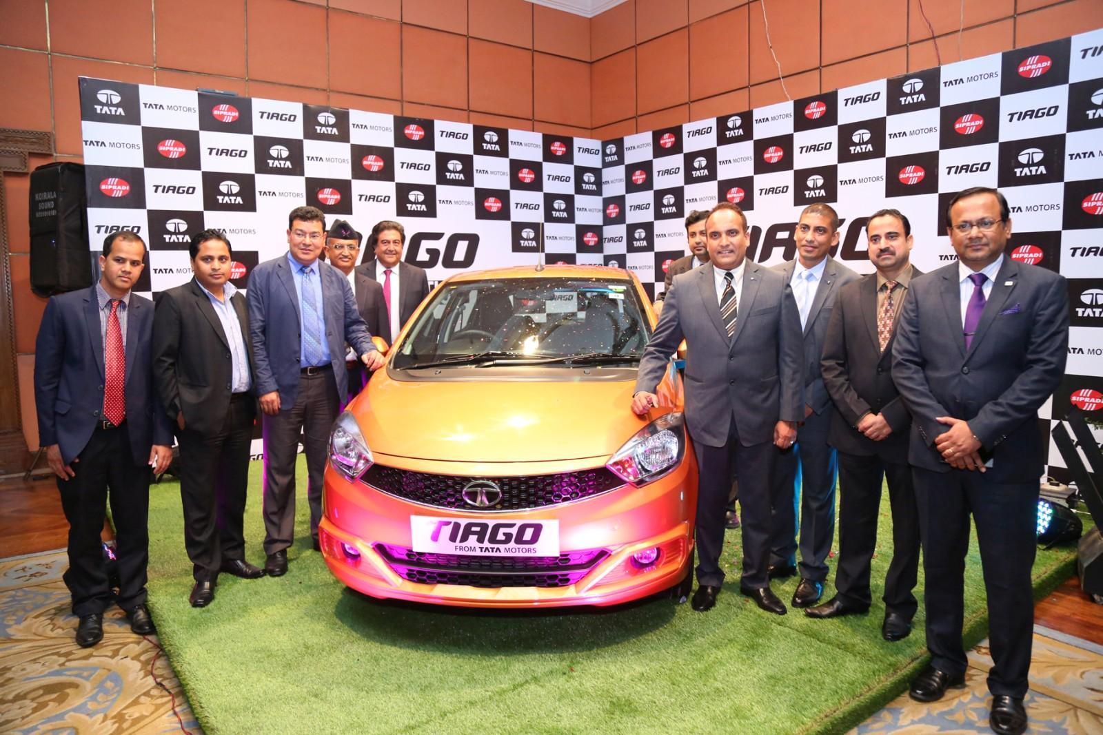 Tata Motors Tiago - Nepal Launch (2)