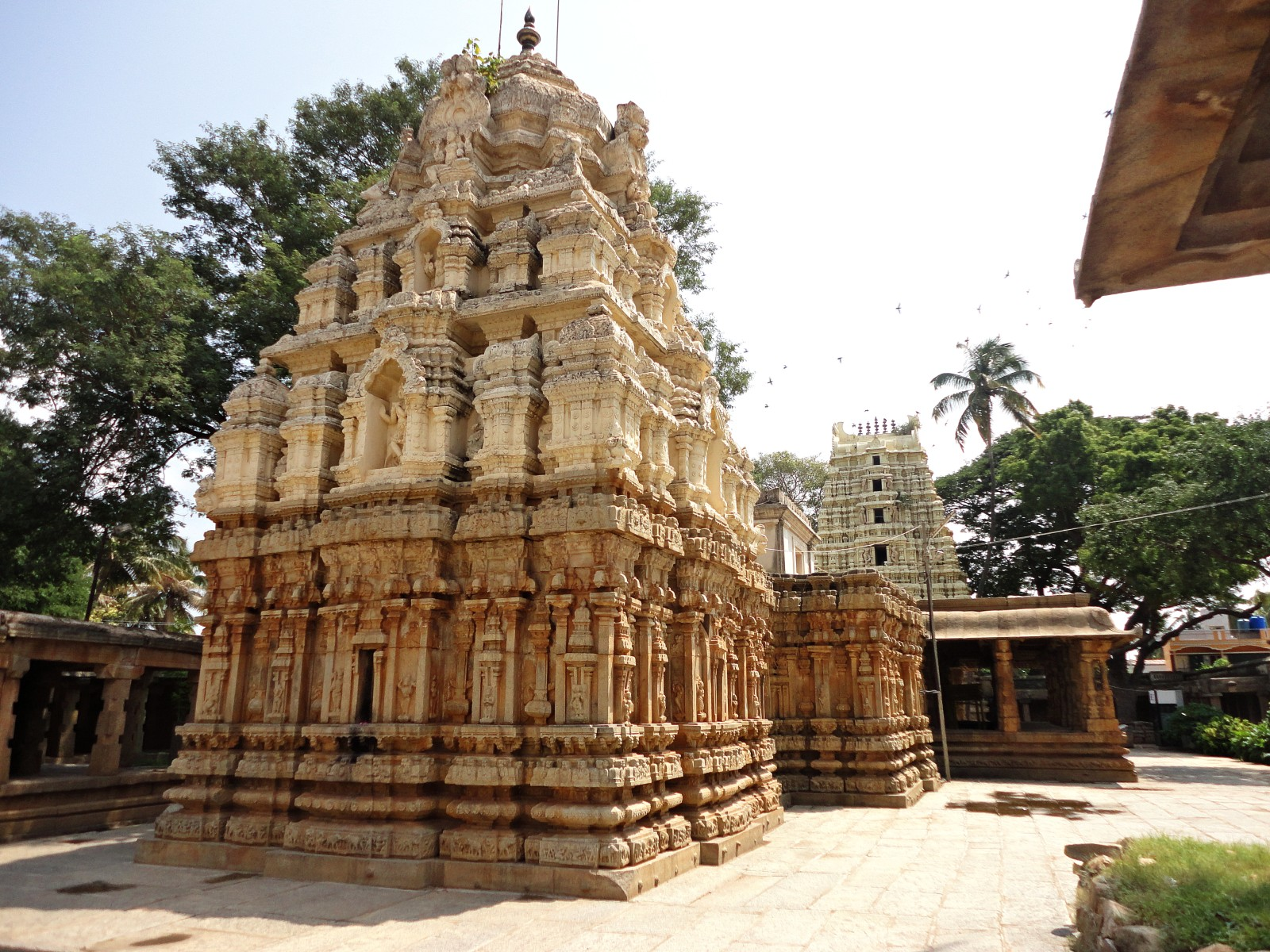 Temple at Kolar - TVS Road Trip