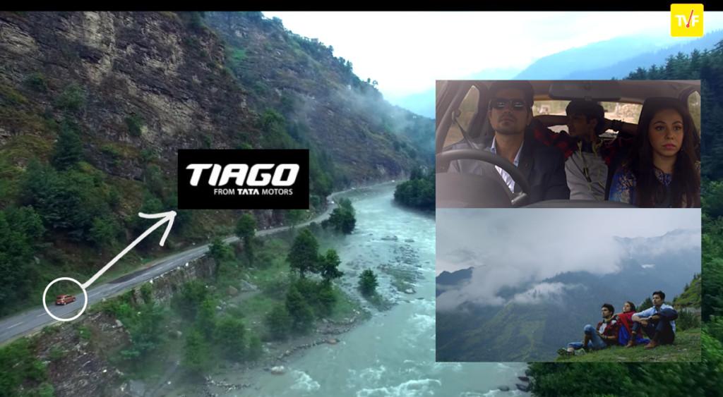 Tripling Tata Tiago