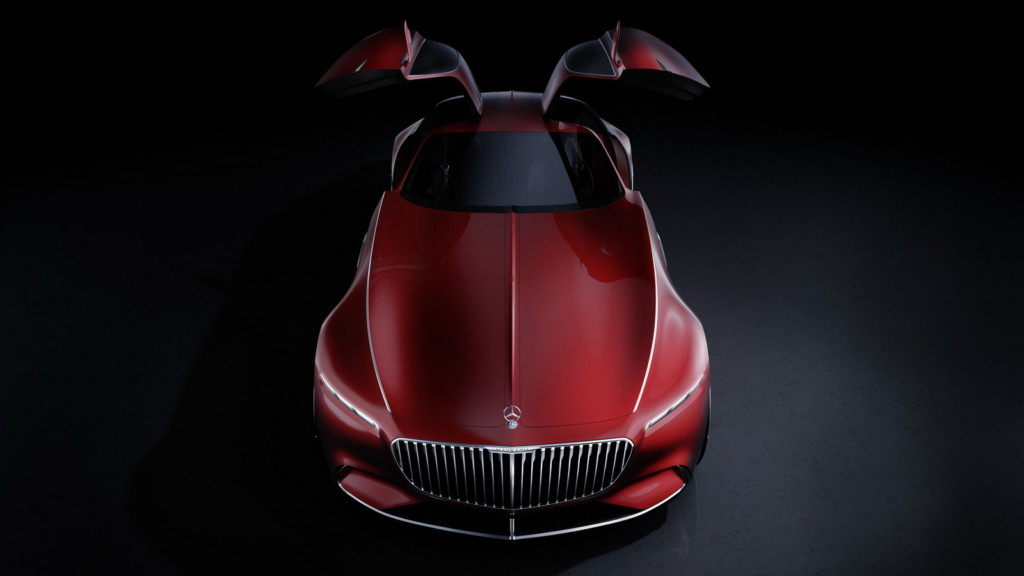 Vision Mercedes-Maybach 6 (1)