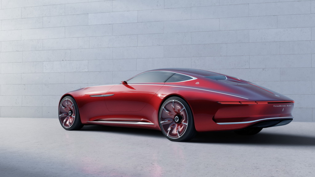 Vision Mercedes-Maybach 6 (7)