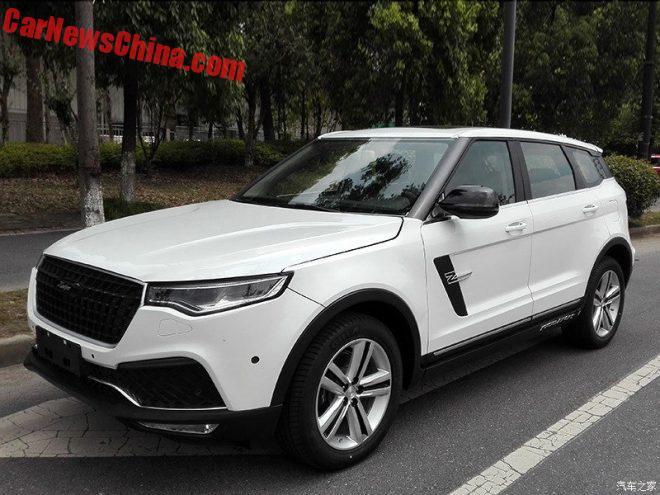 Zotye T700 SUV (4)
