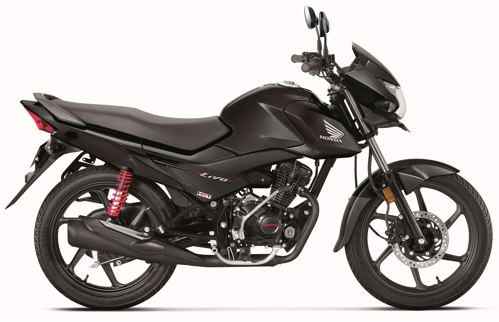 honda Livo - Matte Axis Gray Metallic