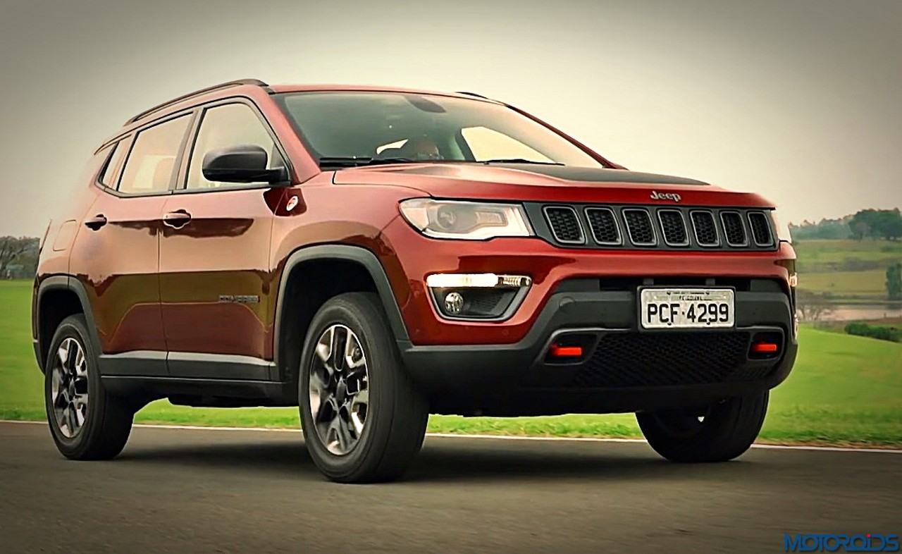 2017 jeep compass design review chota cherokee motoroids. Black Bedroom Furniture Sets. Home Design Ideas