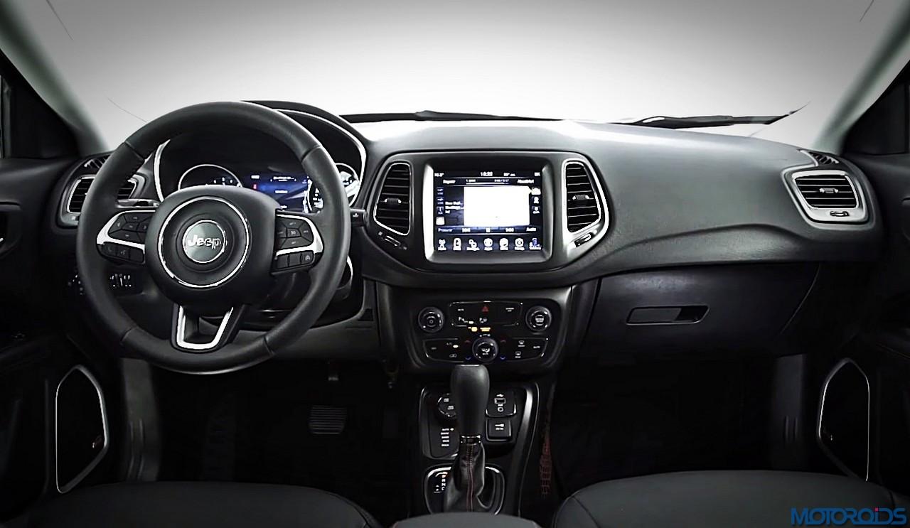 2017 Jeep Compass Design Review Chota Cherokee Motoroids